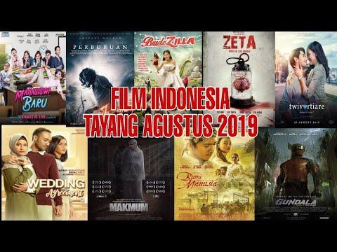 Film indonesia agustus 2019 tayang dibioskop i jadwal cgv xx1 cineplex 21 i harmodin cinema