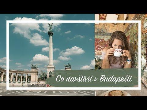 Budapešť   Tipy na oblíbená místa a kavárny