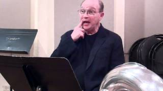 CSO: Gene Pokorny on the Vaughan Williams Concerto in F Minor for Tuba and Orchestra
