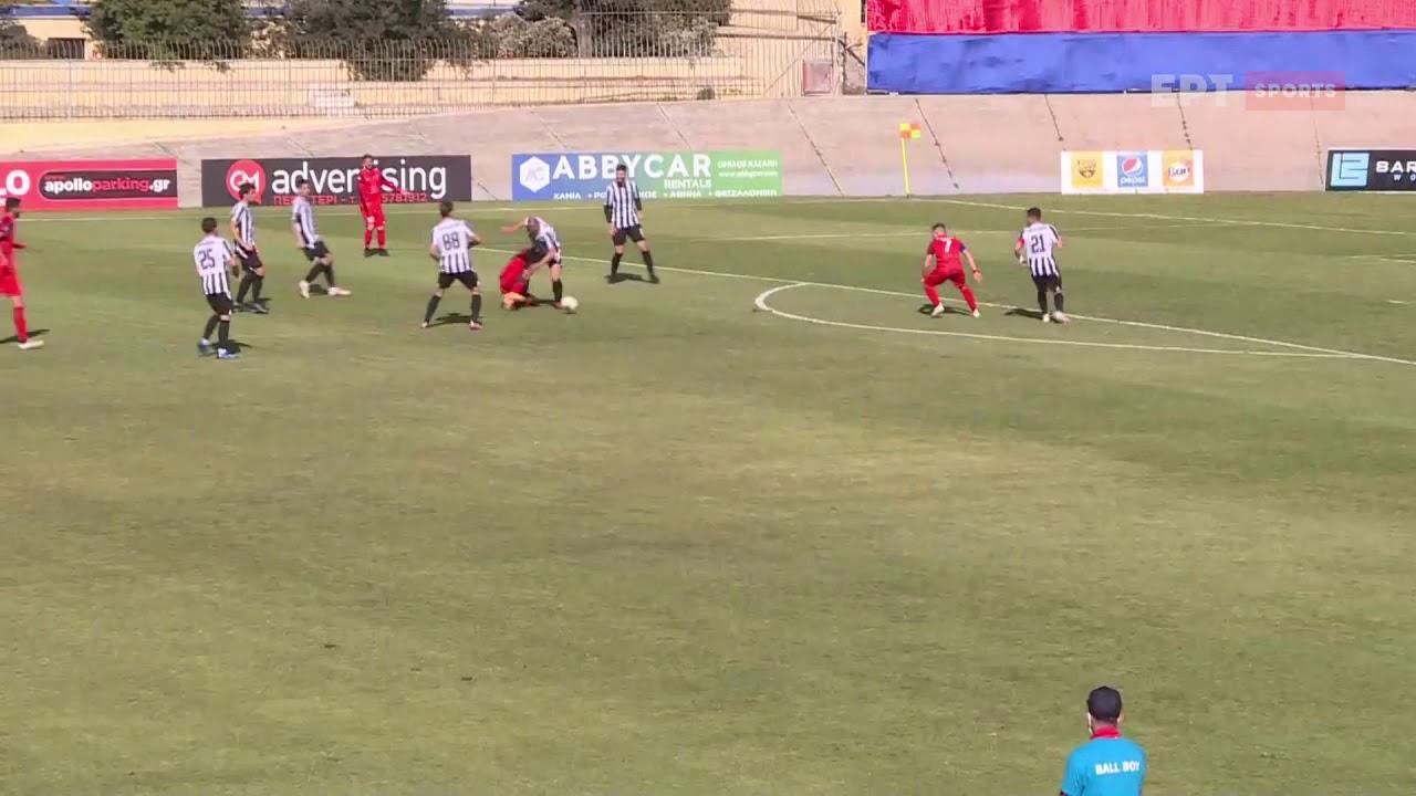 Super League 2 | Διαγόρας – ΟΦ Ιεράπετρας | HIGHLIGHTS |  03/03/2021 | ΕΡΤ