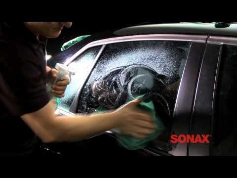 Klaasipuhastusvahend SONAX, 500 ml