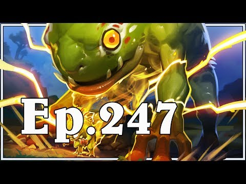 Funny And Lucky Moments - Hearthstone - Ep. 247