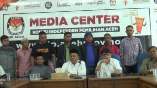 Zakaria Saman-T Alaidinsyah Kandidat Ketiga yang Mendaftar ke KIP Aceh