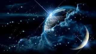 Футаж мерцание звёзд