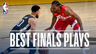 The BEST Plays of the 2019 NBA Finals | Presented by YouTubeTV