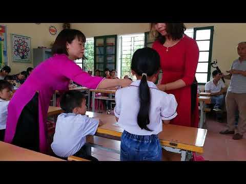 """Video: Tiết học """"Hoạt động trải nghiệm"""" Lớp 1 - Chương trình GDPT 2018"""