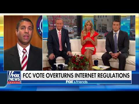 FCC Chairman Hits Back at Net Neutrality Criticism From Jimmy Kimmel