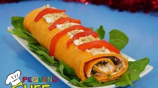 Recetas saludables para esta Navidad Tonco Salado Vegetal