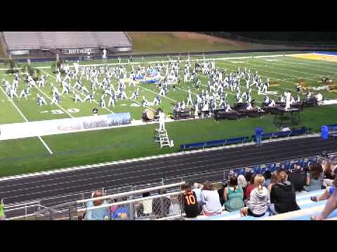 Fort Mill Marching Band 2013 Firefly Program Show