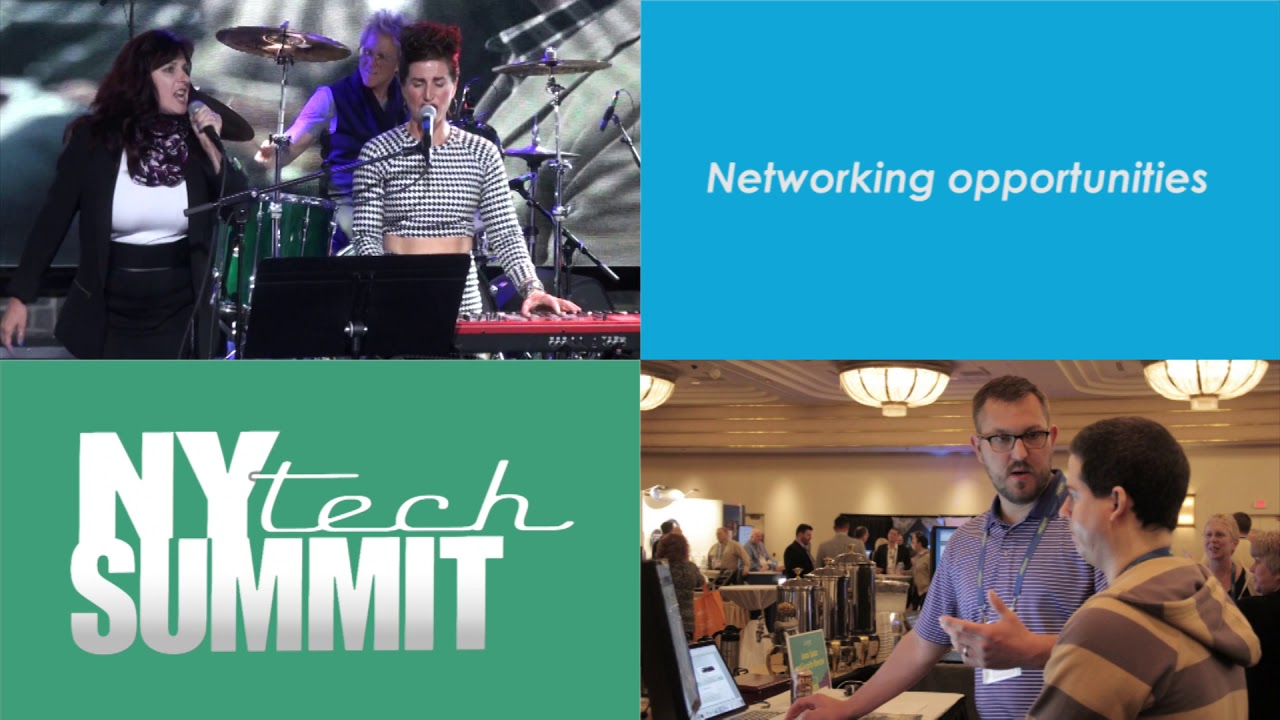 NY TECH SUMMIT 2019