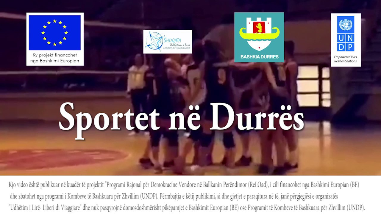 Youth Guide for Durres