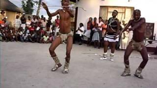 Botswana Traditional Dance