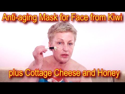 Antifungal facial mask