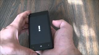 How To Hard Reset An HTC 8X Smartphone