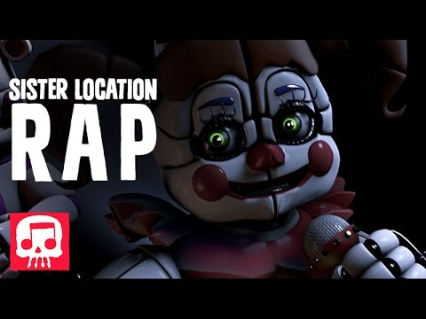 FNAF SISTER LOCATION RAP by JT Music - &quotYou Belong Here&quot