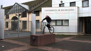 preview picture of video 'vtt trial Nevers'