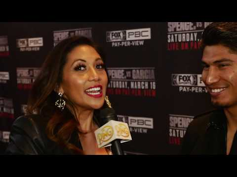 Mikey Garcia:  Errol Spence Jr. will FEEL & RESPECT my power in the ring!