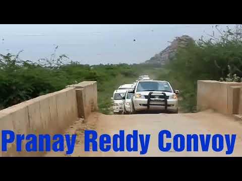 Download MLA visweswara Reddy Son Pranay Reddy Convoy