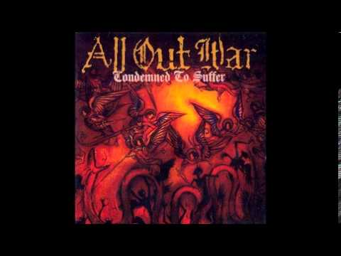 All Out War - Condemned To Suffer(2003) FULL ALBUM