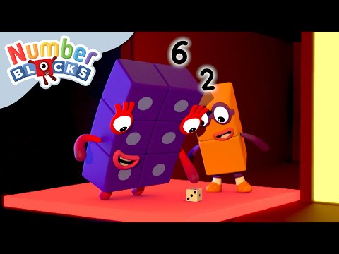 Numberblocks - Secret Math | Learn to Count