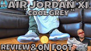 check out e64d9 4f2cc retro 11 low cool grey on feet - मुफ्त ऑनलाइन ...