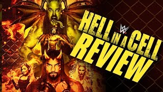 WWE Hell In A Cell 2018 REVIEW AND RESULTS || Roman Reigns vs. Braun Strowman | BROCK LESNAR!?