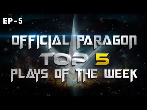 5 лучших моментов Paragon. Выпуск 5