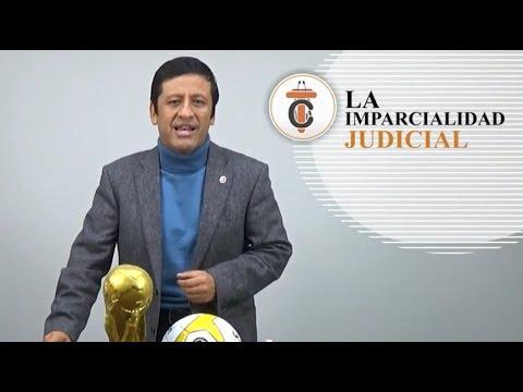 LA IMPARCIALIDAD JUDICIAL - Tribuna Constitucional 59 - Guido Aguila Grados