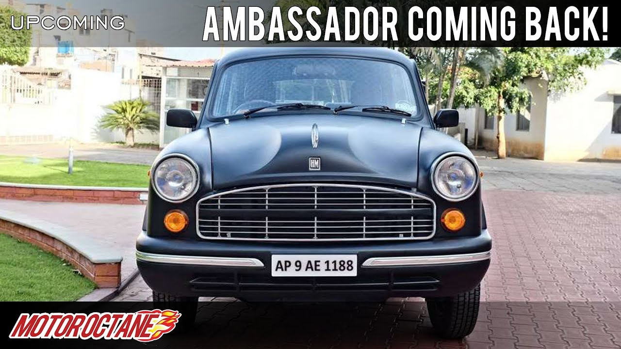 Motoroctane Youtube Video - BIG NEWS: Ambassador Coming back!| Hindi | MotorOctane