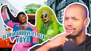 Gloria Groove   YoYo (feat. IZA) Reaction (REUPLOAD)