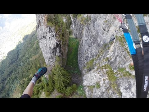 GoPro: Epic Lines – Speedflying with Jamie Lee — Line 7