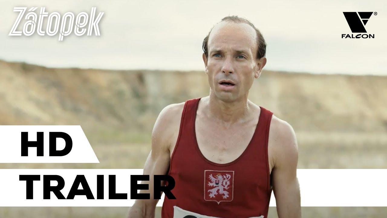 Trailer: Zátopek, když nemůže tak ještě přidá