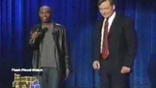 Dave Chappelle interview 2001