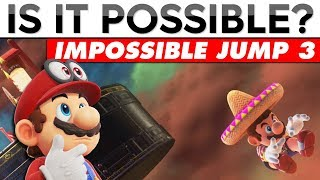 THE LONGEST JUMP IN MARIO ODYSSEY | Is It Possible?