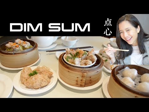 Traditional Dim Sum Approved by Chinese People --TOP 5 Dim Sum in North America Part3 (видео)