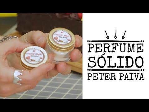 Perfume Sólido Peter Paiva