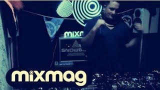 Eats Everything - Live @ Mixmag Lab LDN, Dj Set for Snowbombing Lab Takeover 2013
