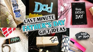 6 LAST-MINUTE FATHERS DAY GIFT IDEAS + FATHERS DAY GIFTS 5 MINUTE CRAFTS + DIY FATHERS DAY GIFTS