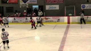 preview picture of video 'Game part 1/5: 2011-02-01 St. Jerome Tournament Game 1'