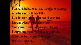 Dendam Cinta Seusia Dunia-bpr (lirik)