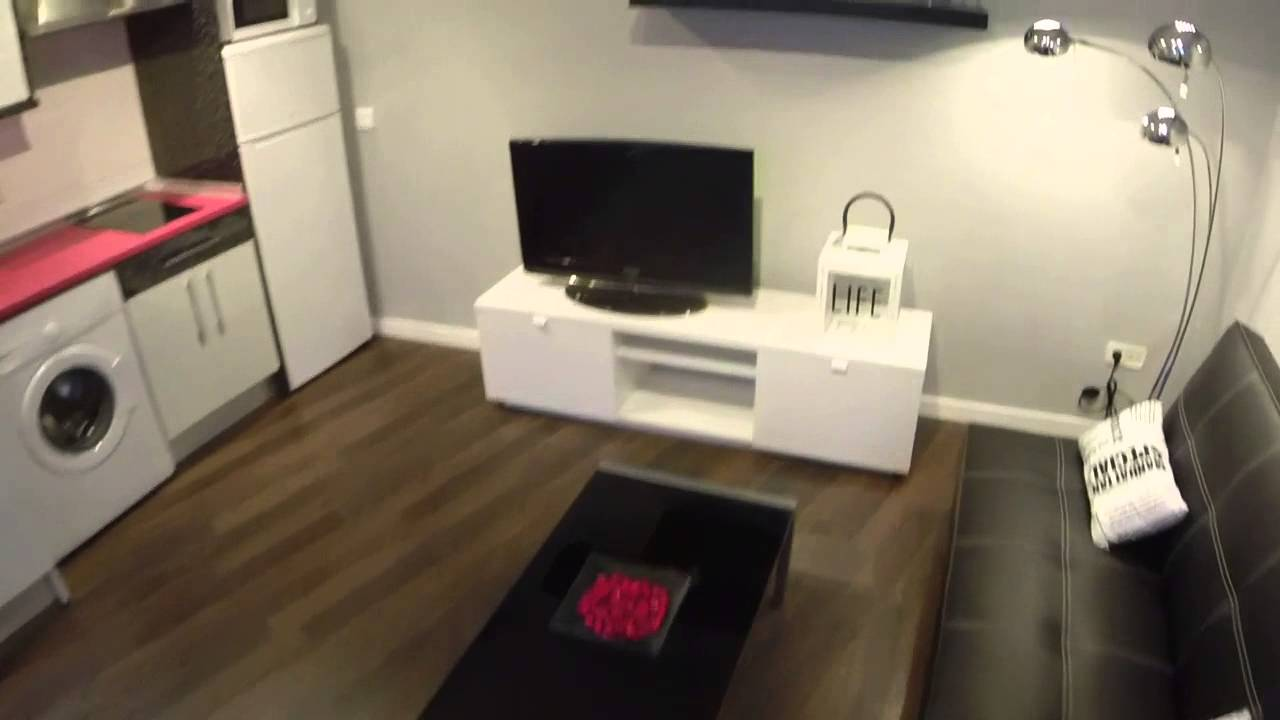 Modern apartment with brand new furniture in heart of hipster paradise
