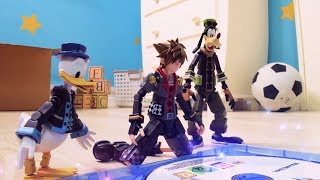 KINGDOM HEARTS III – The Toy Box comes to life!