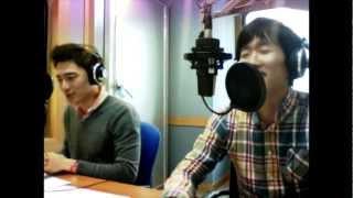 [CatchTheWave]K-TalkwithHyunwoo&Adrien9Nov2012