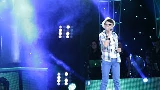 Sebastián canta tema de Luis Fonsi - La Voz Kids Perú - Audiciones a ciegas - Temporada 1