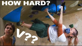 Ungraded Roof Climb! by Bouldering DabRats