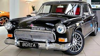 AMAZING RUSSIAN VOLGA / DIY CAR