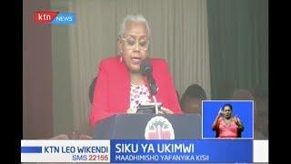 Mama wa Tifa Bi Kenyatta asema Kenya imepiga hatua katika vita dhidi ya HIV