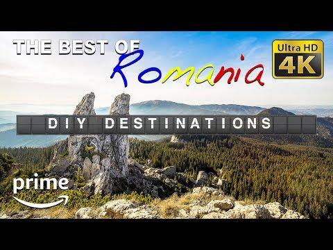 , title : 'DIY Destinations (4K) - Romania Budget Travel Show | Full Episode