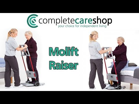 Molift Raiser Demonstration