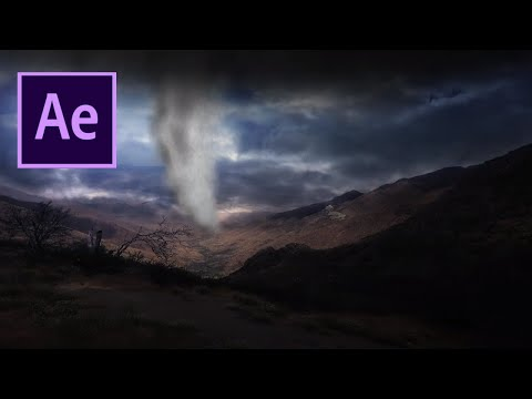 Download Cloud Swirl Tutorial After Effects No Plugins Video 3GP Mp4